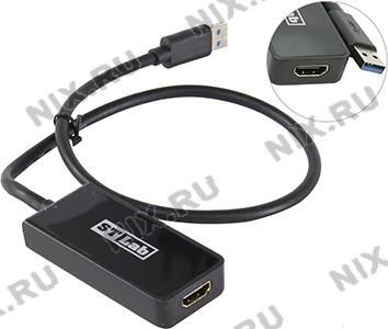 STLab <U-740> (RTL) USB  3.0  to  HDMI Adapter