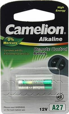 Camelion A27 (Plus), (12V)  ,  щелочной  (alkaline)