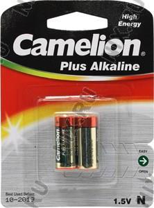 Camelion LR1-2 Plus, (MN9100, 1.5V) , щелочной  (alkaline)  <уп.  2 шт>