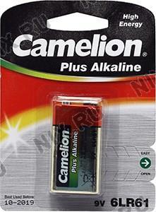 "Camelion Plus MN1604 (6LR61) 9V,  щелочной  (alkaline), типа ""Крона"""