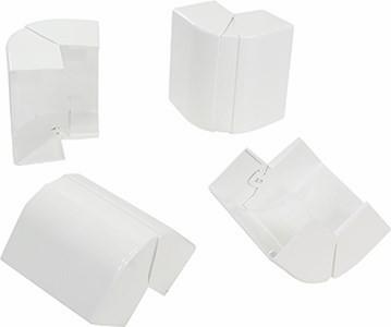 Упаковка: 4 шт Внешний угол для  короба  110х50,  Efapel <10096RBR>