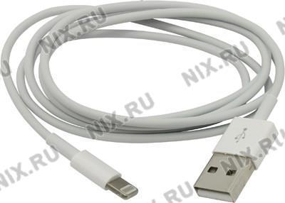 5bites <UC5005-010WH> Кабель Lightning  to  USB