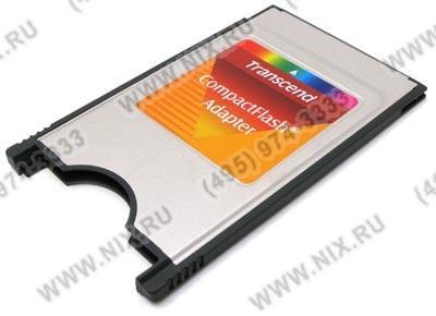 Transcend <TS0MCF2PC> адаптер  CF  Card  to PCMCIA