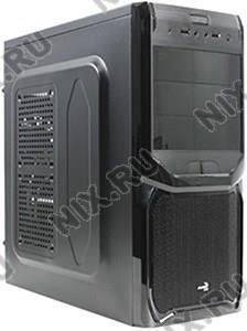 Miditower Aerocool <V3X Black Edition>  Black  ATX без БП
