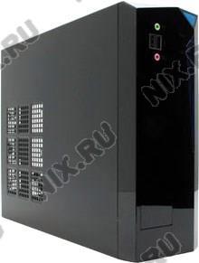 DeskTop INWIN BP655  <Black>  Mini-iTX 200W (24+4пин)