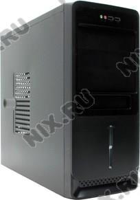 Miditower INWIN EC027 <Black> ATX  450W  (24+4+6пин)