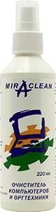 Miraclean <24100> Очиститель для компьютеров  и  оргтехники  (220 мл)