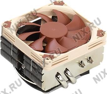 Noctua NH-L9X65 Cooler (4пин, 1155/2011/AM2/AM3/FM1/FM2, 23.6дБ, 600-2500  об/мин,  Al+тепл.трубки)