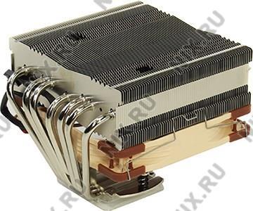 Noctua NH-C14S Cooler (4пин, 1155/2011/AM2/AM3/FM1, 19.2-24.6дБ,  300-1500  об/мин,Cu+Al+тепл.трубки)