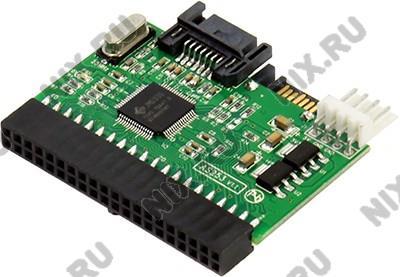 AgeStar  <ISSI> IDE<-->SATA Converter (адаптер для подключения IDE/SATA  устройств  к SATA/IDE контроллеру)