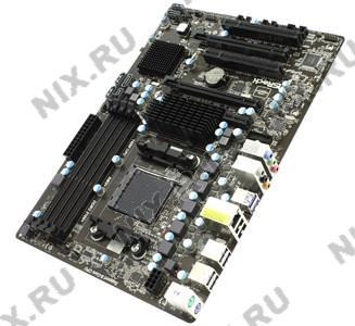 ASRock 970 Pro3 R2.0 (RTL) SocketAM3+ <AMD 970> 2xPCI-E+GbLAN SATA RAID  ATX  4DDR3