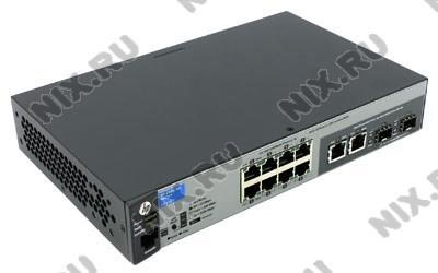 HP 2530-8G <J9777A> Управляемый коммутатор (8UTP 1000Mbps+  2Combo  1000BASE-T/SFP)