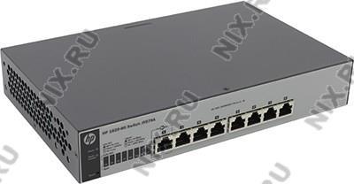 HP 1820-8G <J9979A>  Управляемый  коммутатор  (8UTP 1000Mbps)