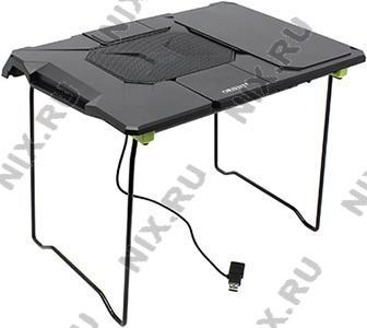 Orient FTNB-03 Столик-трансформер с охлаждением (1 вентилятор,  питание  от USB, Al)