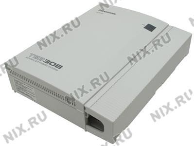 Panasonic KX-TEB308RU (аналоговая гибридная  АТС  3x8)