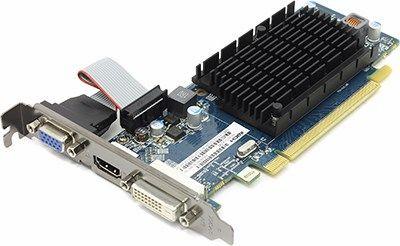 2Gb <PCI-E> DDR3 Sapphire <11233-02-20G> RADEON  R5  230  (RTL) D-Sub+DVI+HDMI