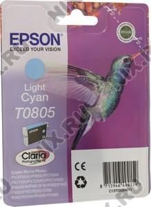 Картридж <T08054010/11> Light Cyan для EPS  ST  P50,PX650/700W/710W/800FW/810FW,R265/285/360,  RX560/585/685