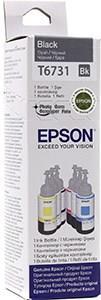 Чернила Epson T6731 Black для EPS Inkjet  Photo  L800