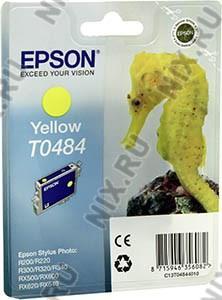 Картридж T048440 Yellow для EPS  ST  Photo R200/220/300(ME)/320/340, RX500/600/620/640