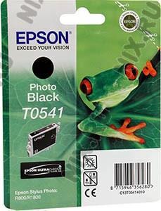 Картридж T054140 Black Photo  для  EPS  ST  Photo R800