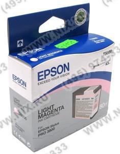 Картридж T5806 Light Magenta  для EPS ST  Pro  3800