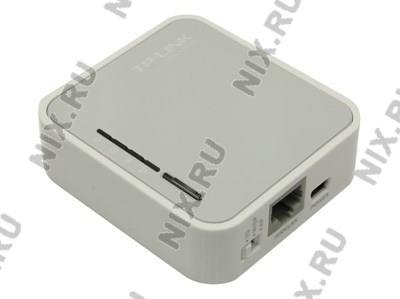 TP-LINK <TL-MR3020> Portable 3G/3.75G Wireless N Router (1UTP  100Mbps,  802.11b/g/n,  150Mbps, USB)